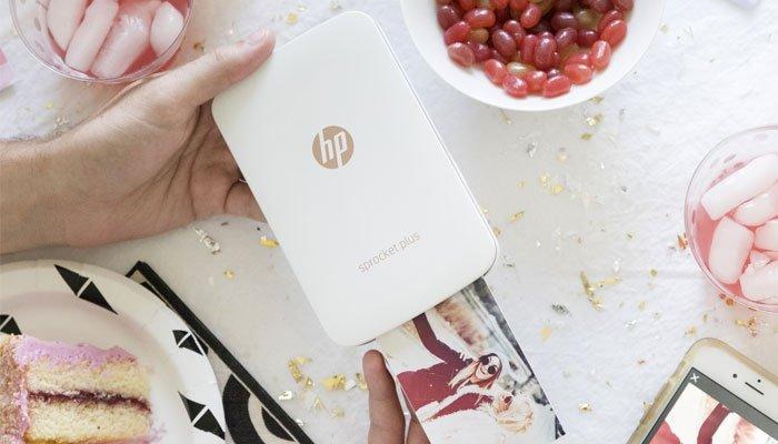 comprar HP sprocket plus
