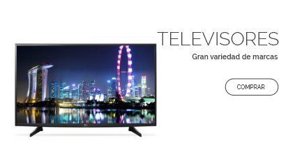 Venta de televisores baratos